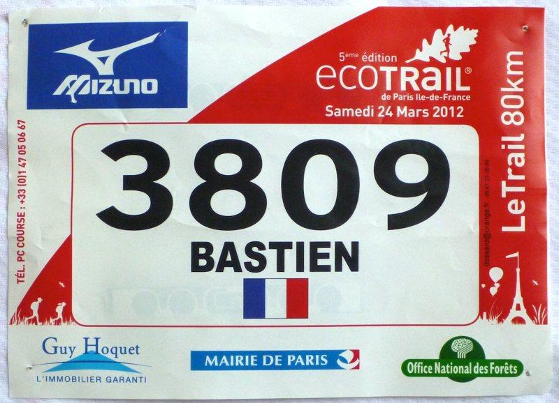 269ème sortie – Eco Trail 80km Finisher | Le Blog de Djailla