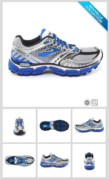 Test des chaussures Brooks Glycerin 9 | Le Blog de Djailla