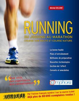 Jogging - Du running au marathon - Edition Amphora - Couverture