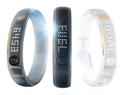 Nike+ FuelBand Dev Kit