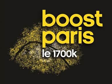 Boost Paris