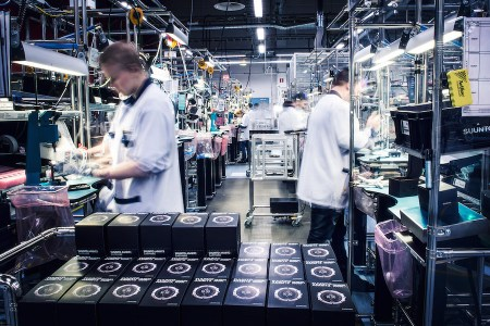 Suunto Production