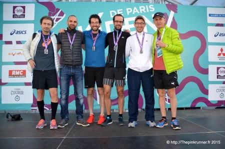 Ekiden de Paris 2015 - Team Runnosphère
