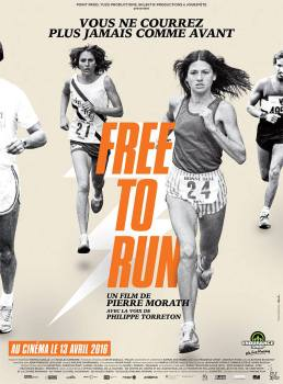 Free To Run - Affiche