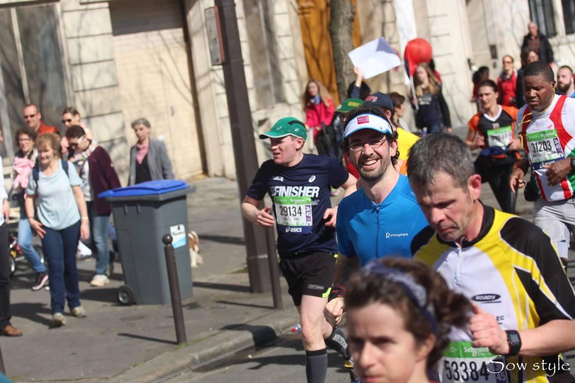 course route marathon de paris 2016 quelques minutes de moins qu en 2015 le blog de djailla. Black Bedroom Furniture Sets. Home Design Ideas