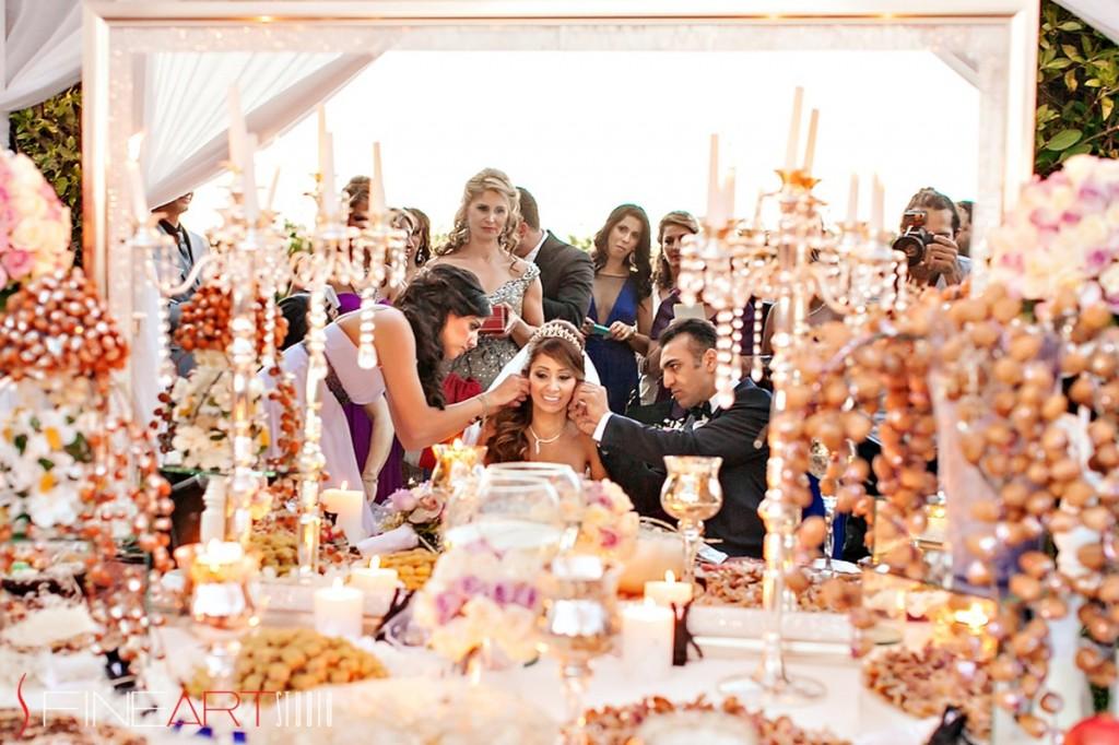 Wedding DJ special effects