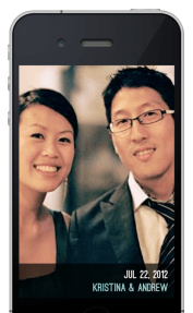 Mobile wedding app - DJ Borhan