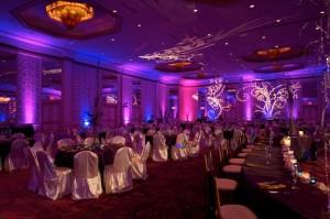 Wedding up lights Toronto - DJ Borhan