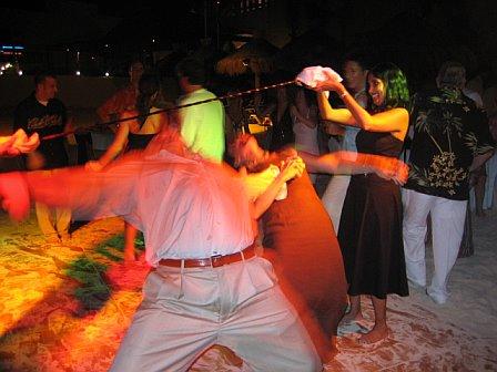 Drunk dj at wedding