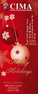 cima persian party christmas 2012