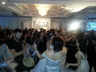 Persian Arabic wedding