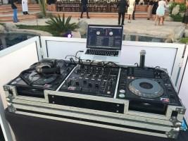 DJ Setup in Mexico