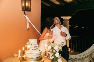 Persian wedding in Mexico
