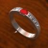 ルビーの指輪 できました。