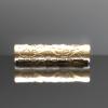 黄金のハンコをデザインしてみました。(純金)