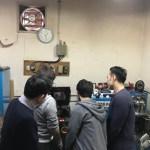 プロの技術が満載の工場見学