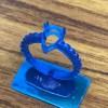 指輪の製作が正式依頼になったデザインの3Dプリント
