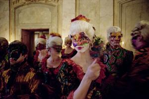 Shonibare, Un ballo in maschera
