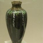 Vase, c. 1890-1895, Attributed to Shibata, Japan, 1993.86.21.FA