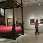 treasure hunt through the galleries for extraordinary works of art with everyday uses
