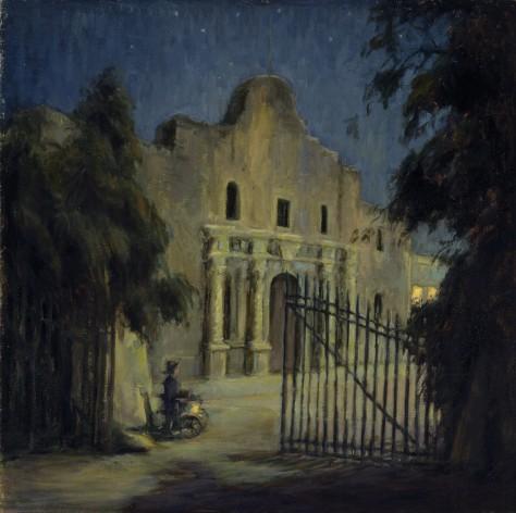 Klepper, The Alamo