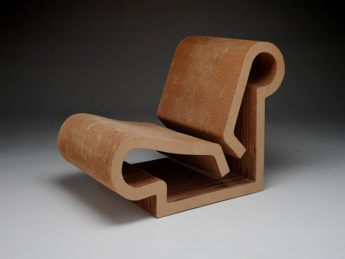 """Easy Edges"" chair"