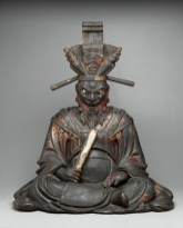 Emma-O, Japan, late 16th-early 17th century, Dallas Museum of Art, Wendover Fund in memory of Alfred and Juanita Bromberg and Cecil and Ida Green Acquisition Fund