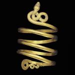 Single snake armlet