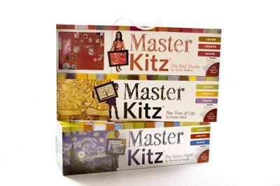 Master Kitz, $35