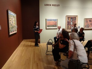 Meaningful Moments group in Loren Mozley.