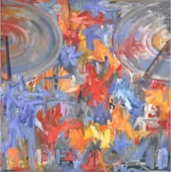 Jasper Johns, Device, 1961-1962