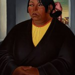 Emil J. Bisttram_Pueblo Woman
