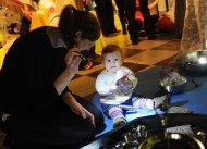 Baby Explorers at the Manchester Museum, used with permission
