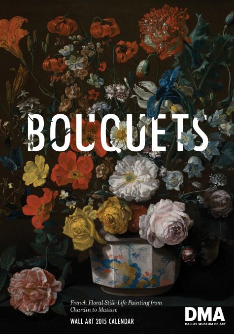 'Bouquets' 2015 Wall Calendar