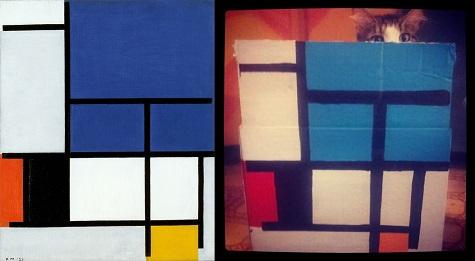 Sampspn_Piet Mondrian