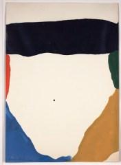 Helen Frankenthaler, Possibilities, 1966, acrylic on paper, Dallas Museum of Art, gift of Tucker Willis 1998.105 © Helen Frankenthaler / Artists Rights Society (ARS), New York