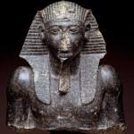 Head and torso of Seti