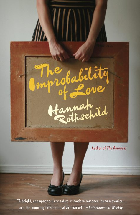 Hannah Rothschild PB Cover