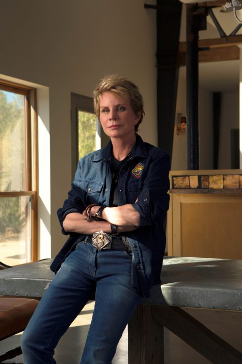 Patricia CORNWELL__Author Photo__cred Patrick Ecclesine