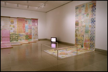 Concentrations 40: Maki Tamura, November 7, 2001–January 27, 2002
