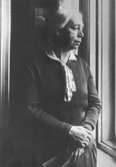 Kathe Kollwitz, 1927, Anonymous Photographer, from Kathe Kollwitz Self-Portaits, 2007_w