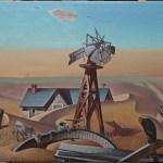 Alexandre Hogue, Drouth Stricken Area, 1934