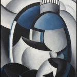 Ida Ten Eyck O'Keeffe, Variation on a Lighthouse Theme II, before 1932, oil on canvas, Private Collection