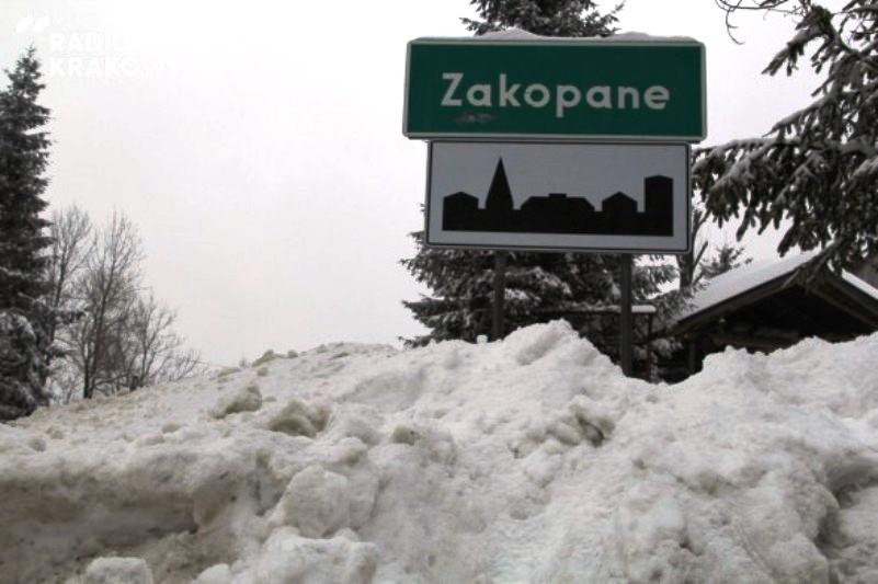 Zakopane_w_śniegu