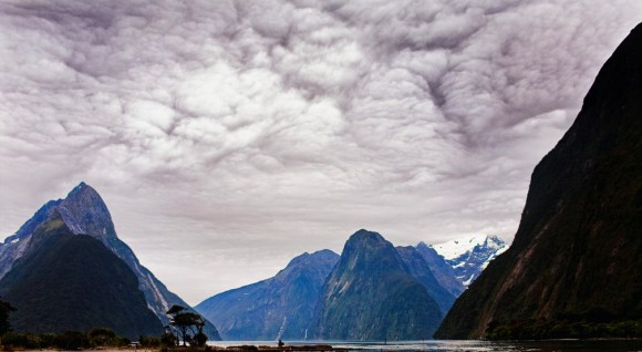 Photo Of The Week Milford Sound Fiordland National Park
