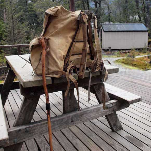 Ray's 85 year old Bergen pack