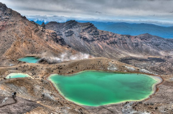 Emerald Lakes. © All rights reserved by panafoot.