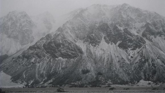 Ahuriri Valley.