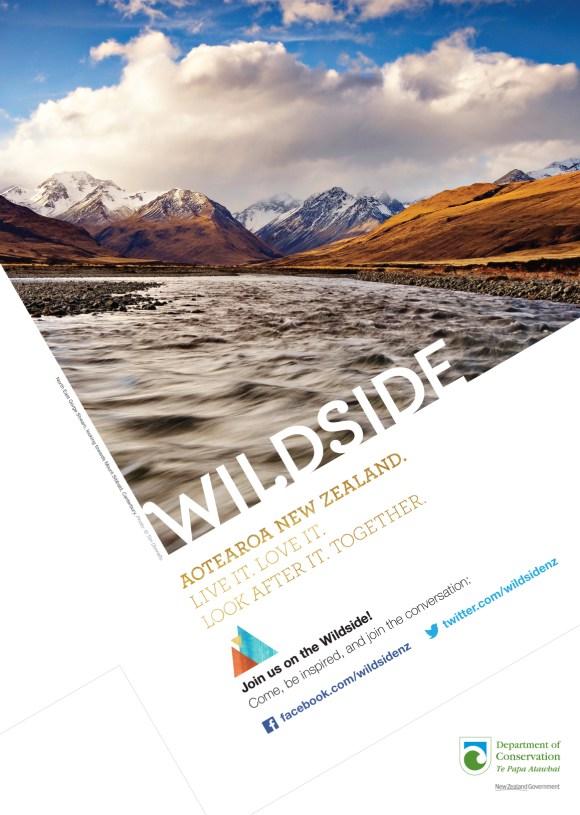 Wildside poster.