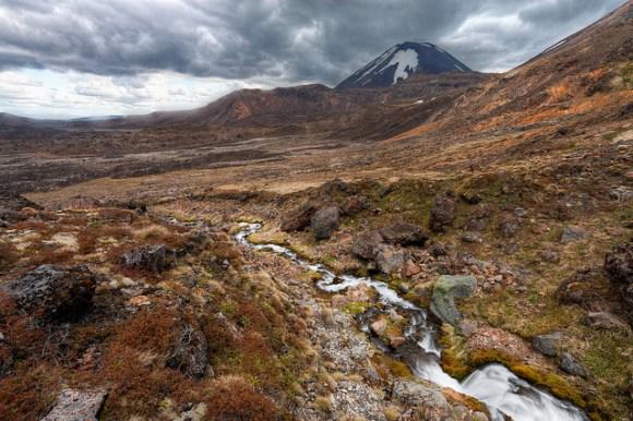 Mt. Ngauruhoe. Photo: Matti  CC BY-NC-SA 2.0.